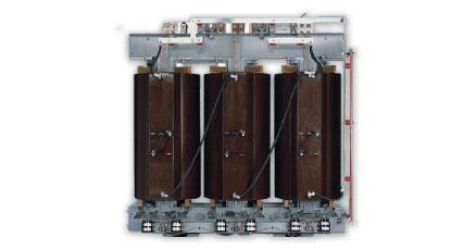 Cast Coil Transformer