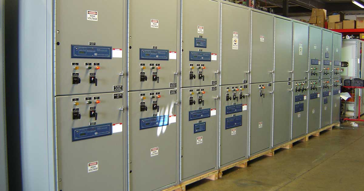 Switchgear - RESA Power